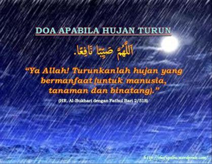 doa-apabila-hujan-turun